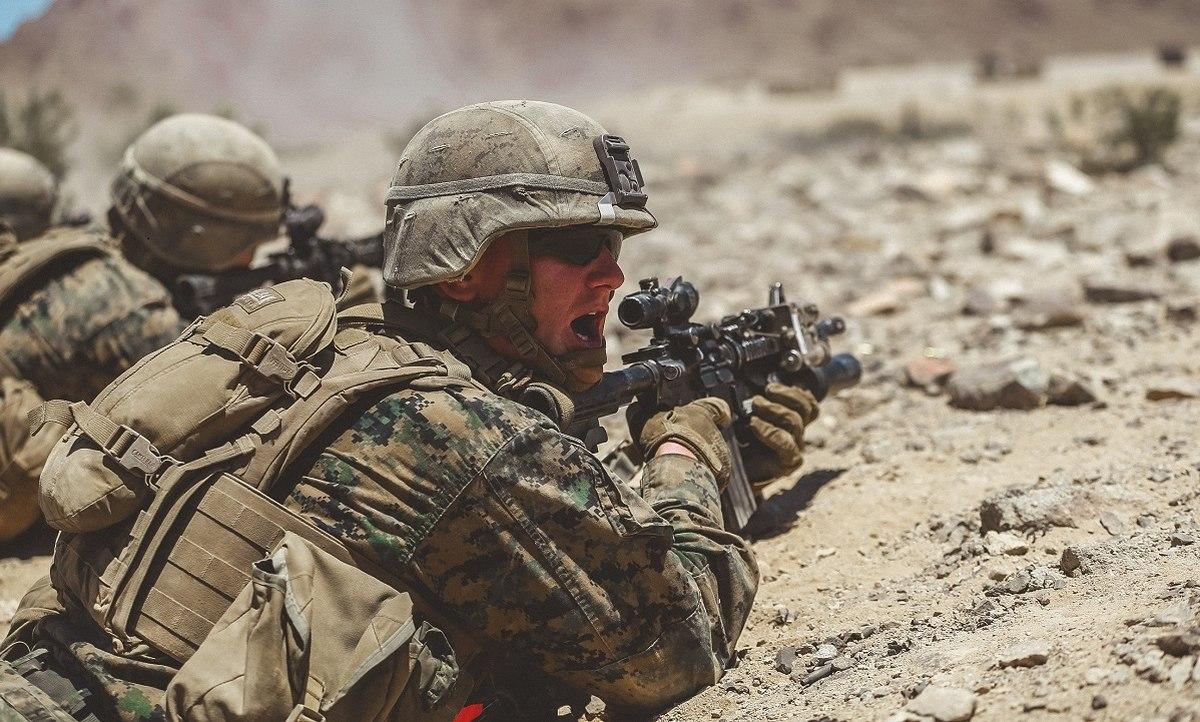 USMC Infantry Officer