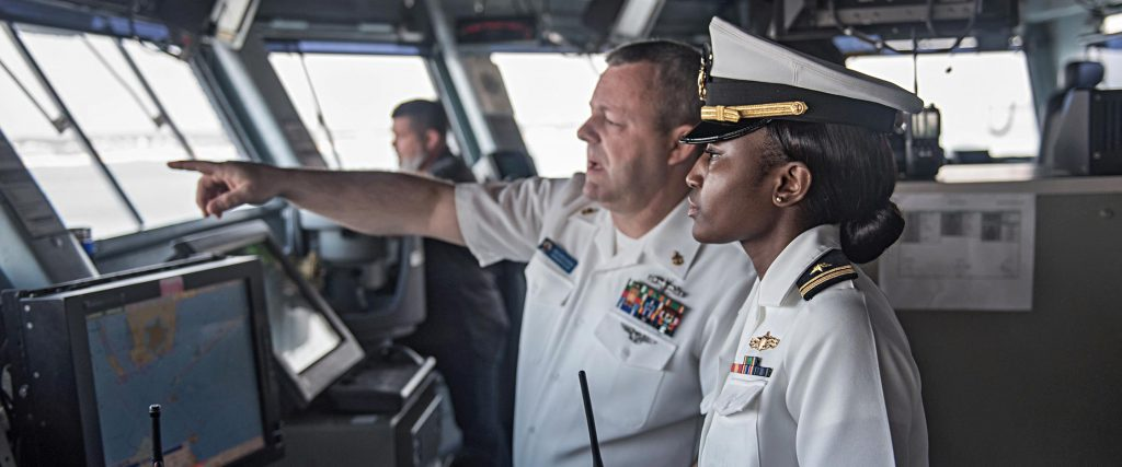Surface Warfare Officer